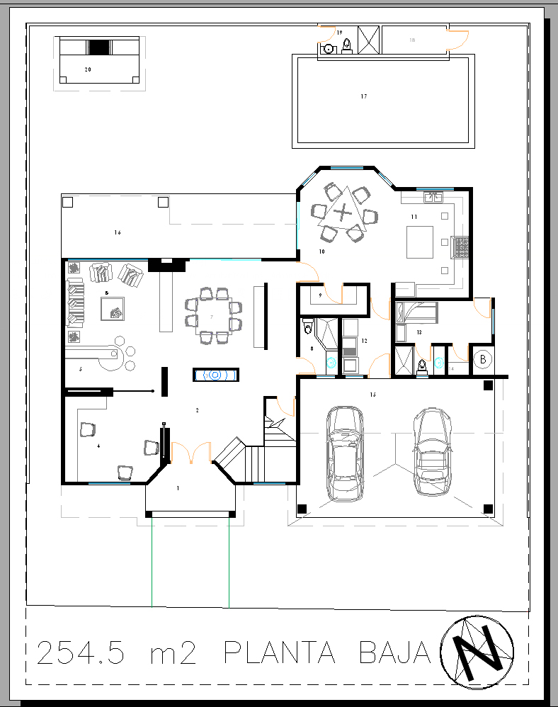 how to draw panel layouts autoca