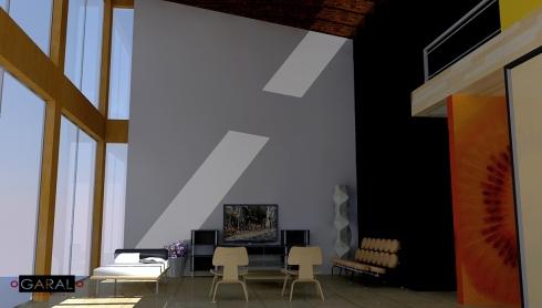 Sala de ampliación