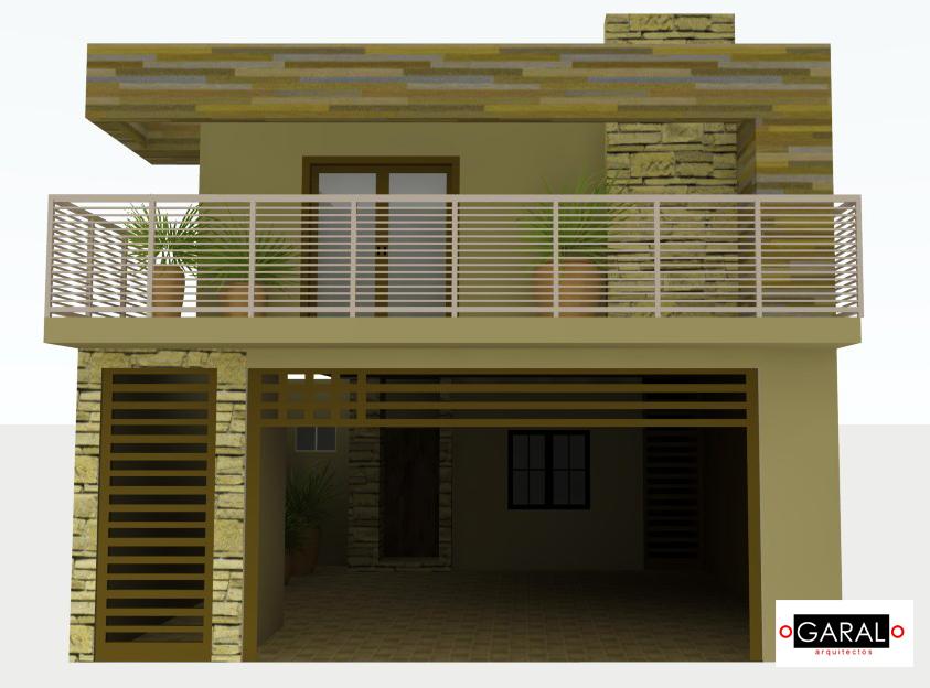 Fachadas marce garal architecture - Fachadas para terrazas ...