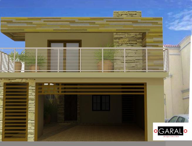 Fachada antes blanca marce garal architecture - Puertas de terraza ...